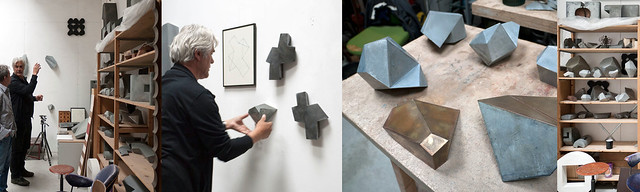 Op atelierbezoek bij Simon Oud