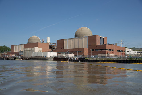 Governor Cuomo Receives Briefing at Indian Point Nuclear Power Plant