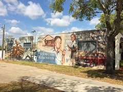 The Post Office Mural