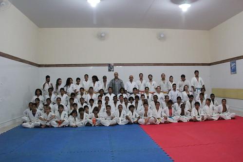 4º Exame de Faixa Kyokushin-ES