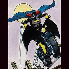 Whee! #Batgirl #comics