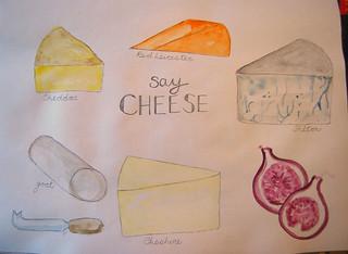 Week 21 - Say Cheese