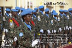 UN PeacekeepersDayEl Fasher