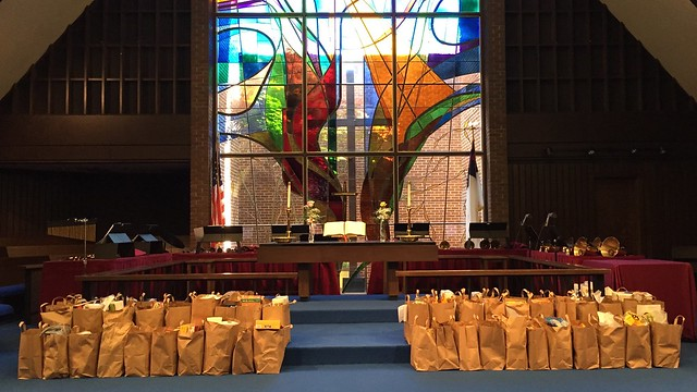 AbileneFirst UMC Altar - May 31, 2015
