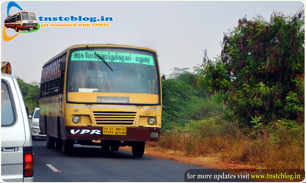 Tamil Nadu Buses - Photos & Discussion - Page 2407