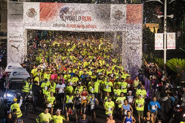 Wings for Life World Run Guadalajara 2016