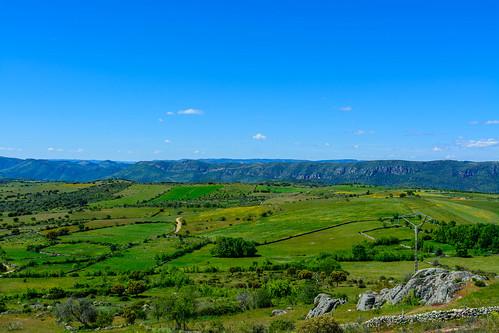 Hinojosa de Duero. Mirador del Cerro de San Pedro