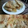 自家製ローマ風 pizza bianca