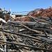 Sir James Dunn Demolition: Scrap Metal Debris Piles by grecomic