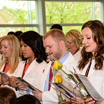 2015 School of Nursing Honors and Pinning Ceremony