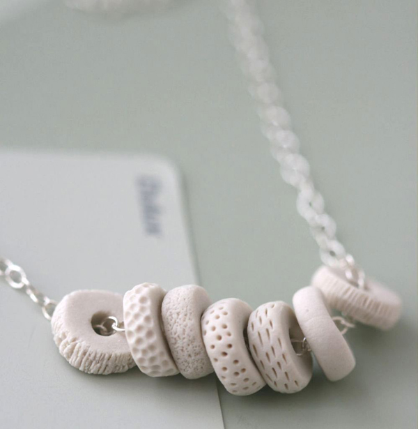 Loop Necklace, a Lila Ruby King and Artmind collaboration | Emma Lamb