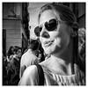 Seeking the sun   Urban scene during Easter Sevilla 2015 . #IPhone6 #Hipstamatic (#Jane #BlacKeySuperGrain) #Snapseed #FrontView