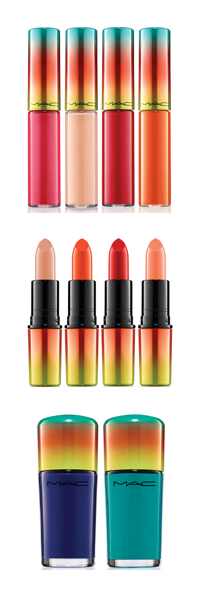 MAC Wash&Dry Collection (6)