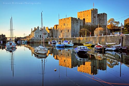 castle sunrise boats nikon harbour yachts isleofman castletown rushen d5200