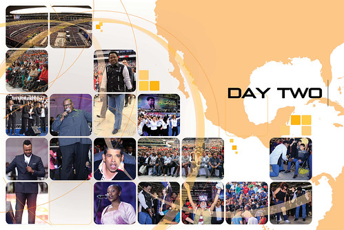 Day Two - Mexico Crusade with Prophet T.B. Joshua