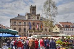 Blumenmarkt 2015