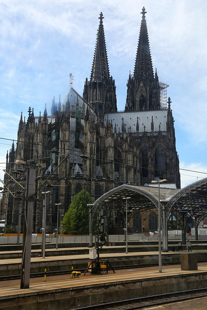 Cologne Cathedral...