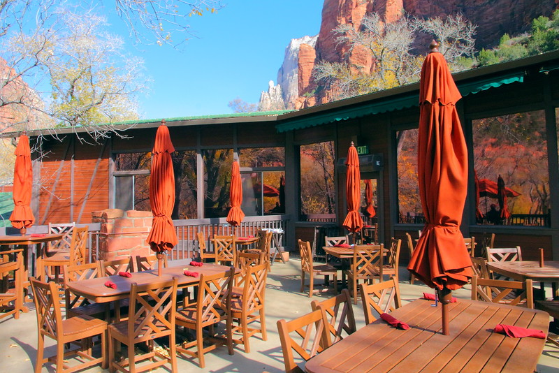 IMG_7109 Red Rock Grill, Zion Lodge