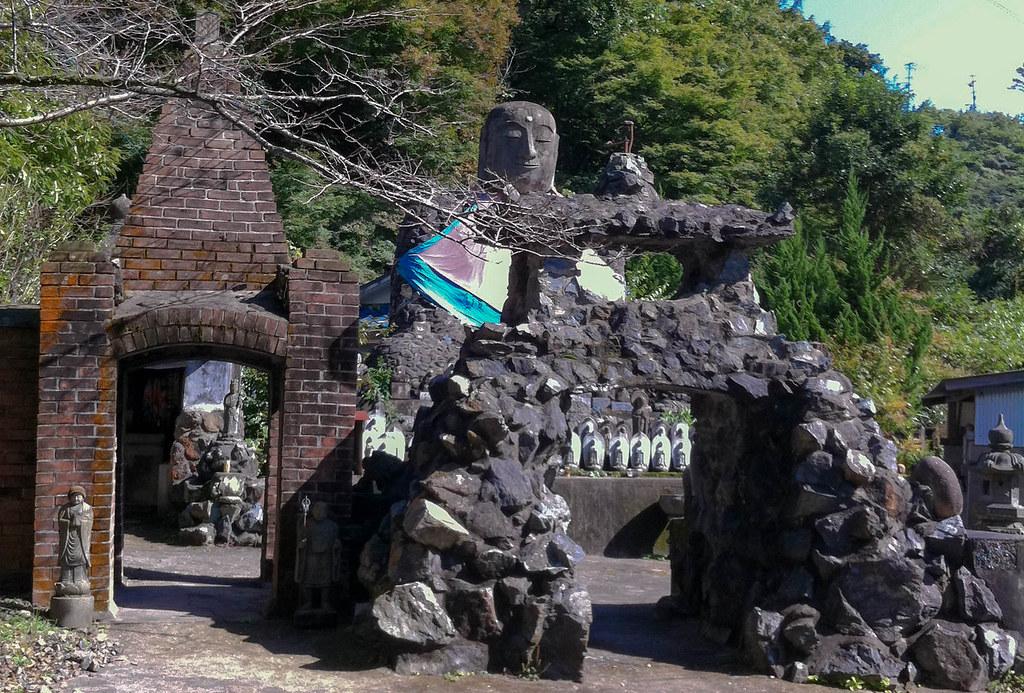 紅葉ケ滝薬師堂