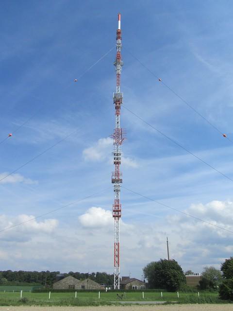 WDR Sender auf dem mächtigen Westerberg