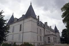 52 Arc-en-barrois - Château XIX - Photo of Giey-sur-Aujon