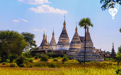 Ancient-Bagan City, Myanmar