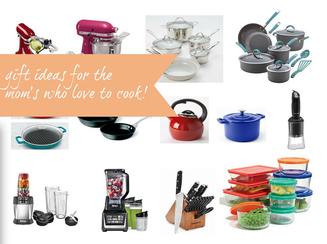 gifts from kohl's for the moms who love to cook