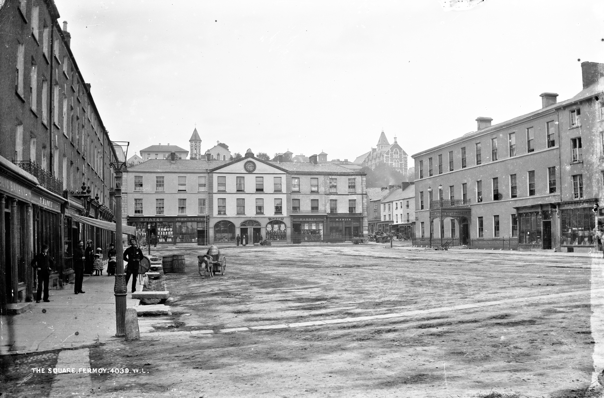 The Square, Fermoy, Co. Cork