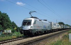 * MRCE  182 600  bis  182 602  Dispoloks  (ex Siemens )