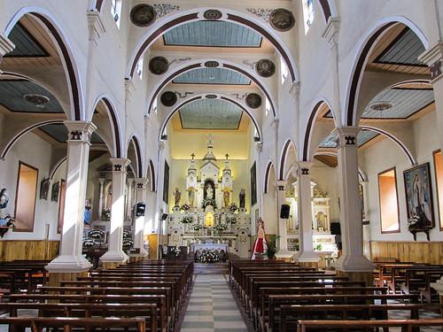Cuenca: Iglesia de Turi