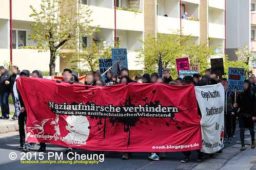 1. Mai Neubrandenburg Nazifrei - 01.05.2015 - Neubrandenburg -  IMG_7538