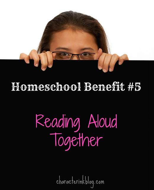 Homeschool Benefit #5