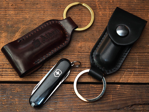 Alden / Knife Case Key Ring