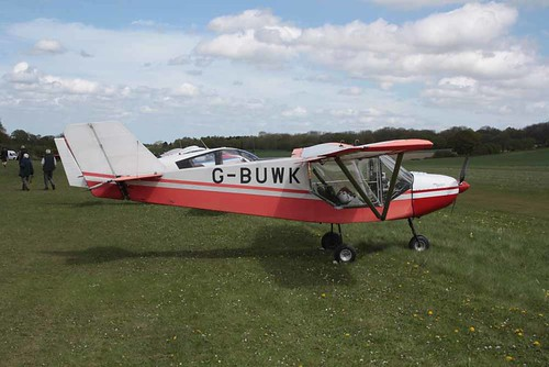 G-BUWK Rans S.6 Coyote II [PFA 204A-12448] Popham