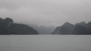 A view of Lan Ha Bay