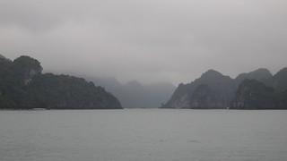A view of Lan Ha Bay