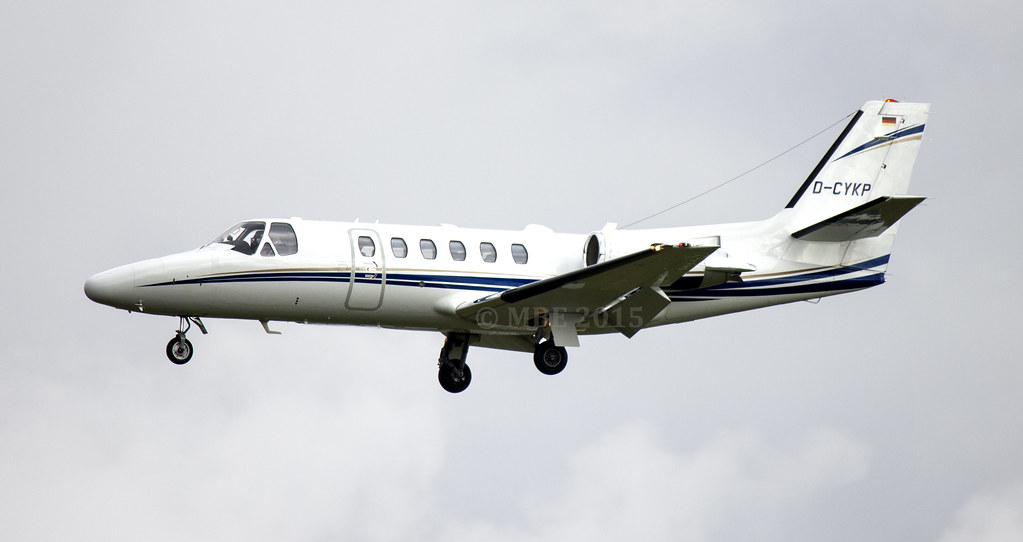 D-CYKP - C55B - Tyrol Air Ambulance