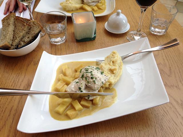 Lunch @ restaurant Terra Terroir Leuven