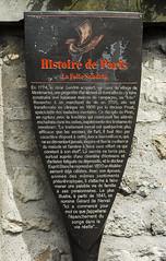 Photo of Black plaque № 39498