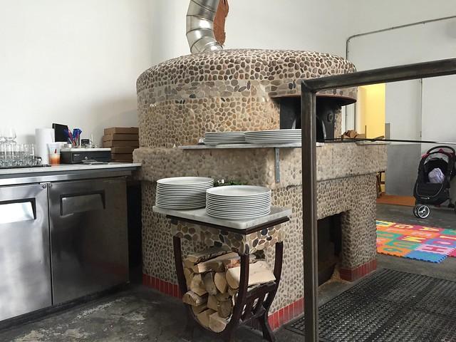 Pizza oven - Una Pizza Napoletana