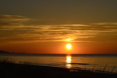 sun france sunrise nikon frankreich sonne sonnenaufgang d800 carlzeiss zf2 aposonnart2135
