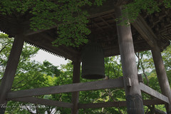 修禅寺の鐘楼堂