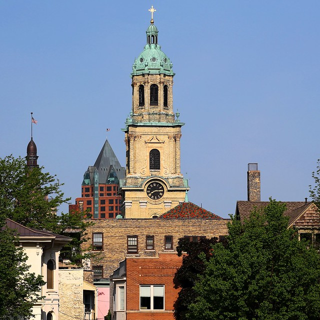 East Town Spires