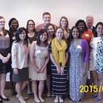 MEd Higher Education Graduates
