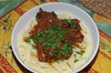 Daube de boeuf with pasta