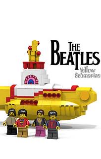 Lego 【披頭四 黃色潛水艇】 需要您的支持!!