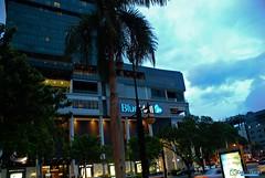 Centro comercial Blue Mall y Hotel JW Marriott Santo Domingo, (Se trata del hotel más exclusivo de la cadena Marriot en todo el mundo) ubicado en la Av. Winston Churchill, Ensanche Piantini, Santo Domingo, República Dominicana.