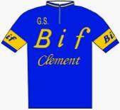 Bif Clement - Giro d'Italia 1957