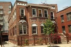 Claflin Avenue house