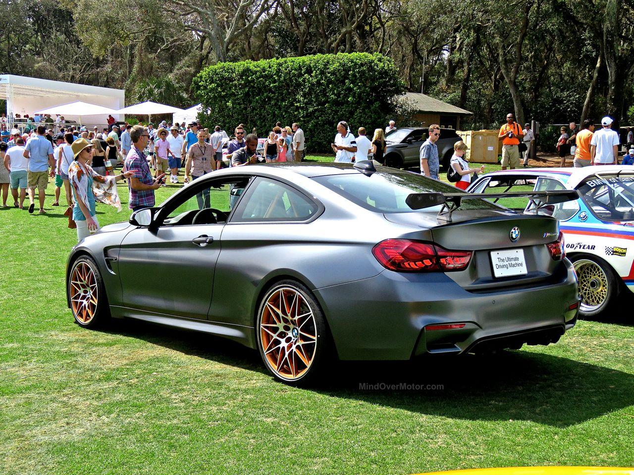 BMW M4 GTS Amelia Island 3